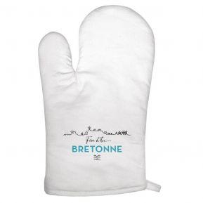 Gant de cuisine Fier d'être breton
