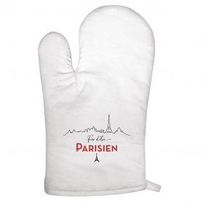Gant de cuisine Fier d'être Parisien