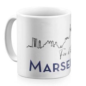 Mug Fier d'être Marseillais