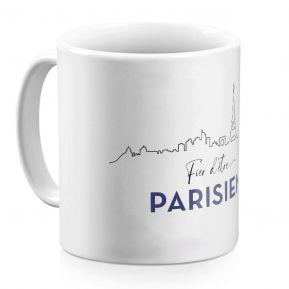 Mug Fier d'être Parisien