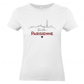 T-shirt Fière d'être Parisienne