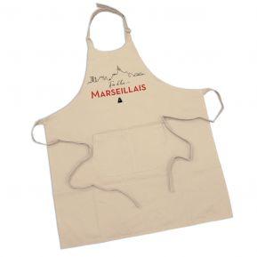 Tablier Fier d'être Marseillais