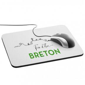Tapis de souris Fier d'être Breton
