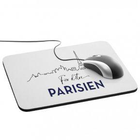 Tapis de souris Fier d'être Parisien