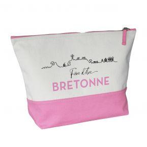 Grande trousse bicolore Fier d'être Breton