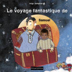 Livre personnalisé Le voyage fantastique de