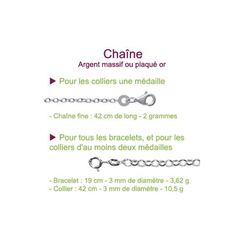 Bijoux chaine