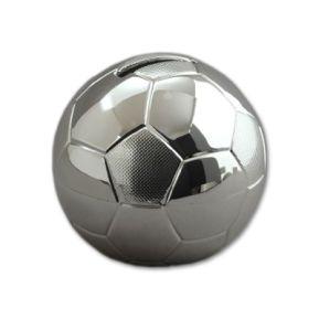 Tirelire personnalisable football
