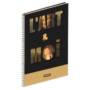 Livre personnalisé L'Art et Moi