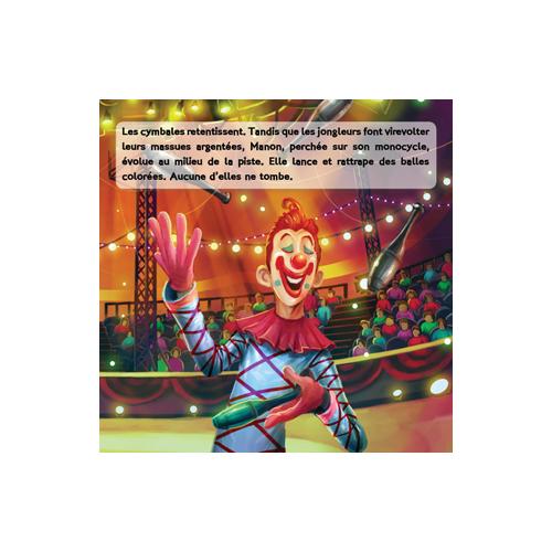 Bienvenue au cirque 7