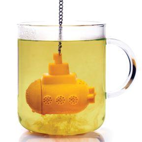 Boule à thé sous marin