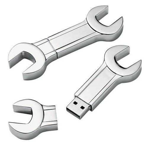 clé usb à molette 8GO personnalisée