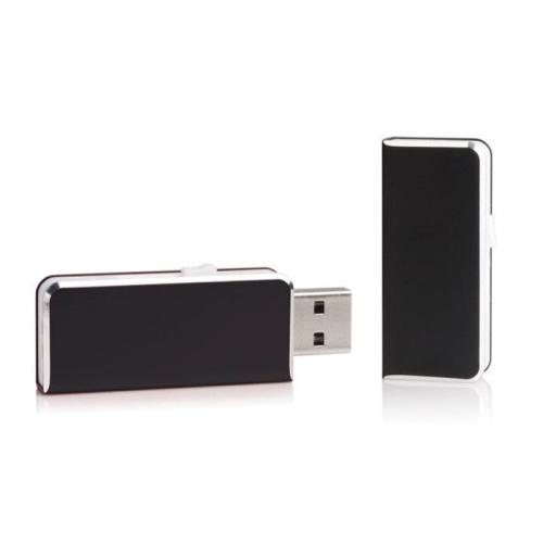 Clé USB 8Go de poche personnalisée noir