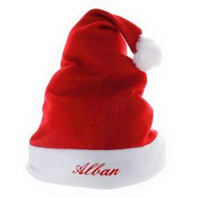 Bonnet de Noël enfant personnalisé