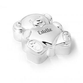 Boîte à dents de lait petit ours