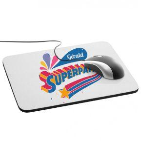Tapis de souris Super Papa