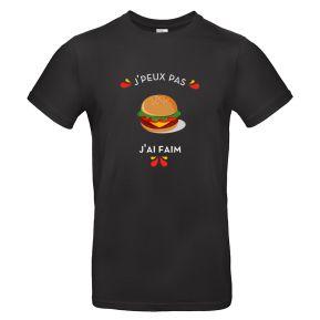 """T-shirt """"J peux pas"""" homme"""