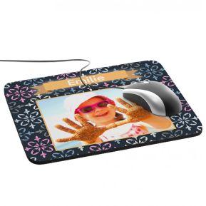 Tapis de souris photo cadre princier