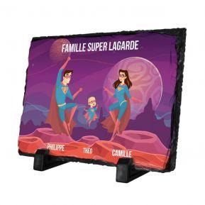 Ardoise rectangulaire Super Famille