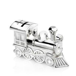 Tirelire Locomotive personnalisable