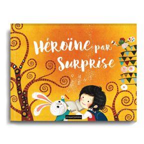Livre personnalisé Héros par surprise