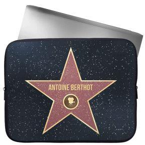 Housse PC ou tablette personnalisée Hollywood