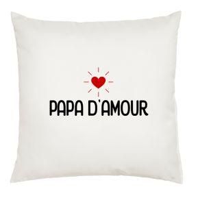 Coussin Papa d'amour