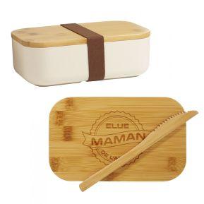 Lunchbox en Bambou Maman de l'année