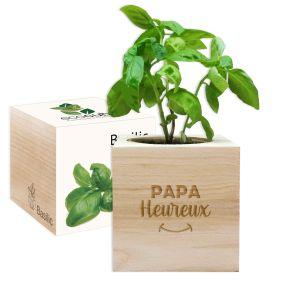 EcoCube Papa Heureux