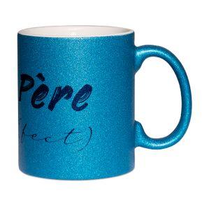 Mug à paillettes Père (fect)