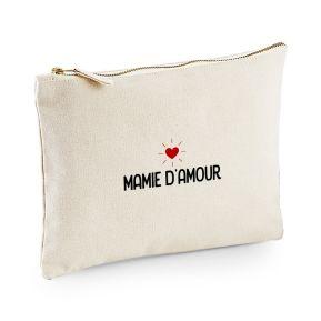 Pochette multi-usage Mamie d'amour