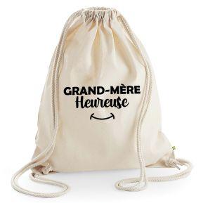 Sac de loisir Grand-mère heureuse