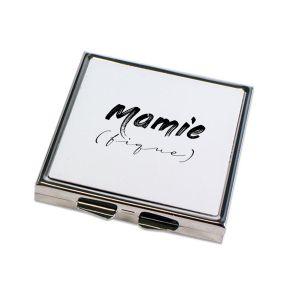 Miroir de poche Mamie (fique)