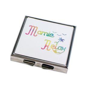 Miroir de poche Mamie Relax