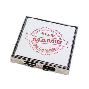 Miroir de poche Mamie de l'année