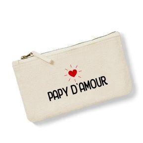 Petite trousse Papy d'amour