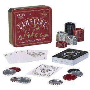 Gentlemen's Hardware jeu de Poker de poche