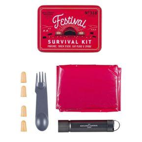 Gentlemen's Hardware nécessaire de survie pour festival