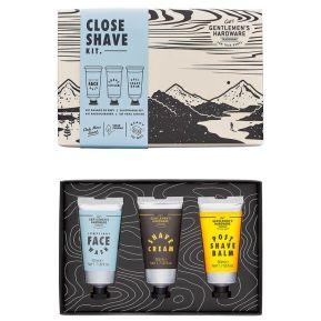 Gentlemen's Hardware kit de soin pour rasage à la main
