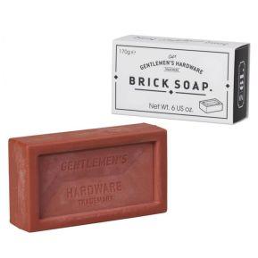 Gentlemen's Hardware savon en forme de brique