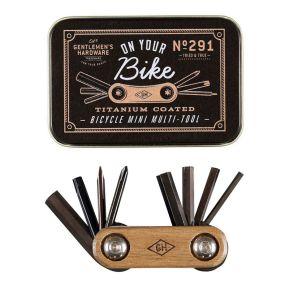 Gentlemen's Hardware outil pour vélo multifonctions
