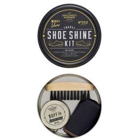 Gentlemen's Hardware mini boîte cirage de chaussure