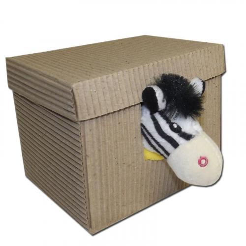 doudou zebre personnalisé