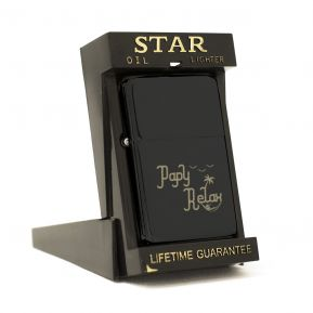 Briquet Star Papy Relax