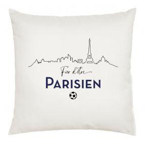 Coussin Fier d'être Parisien