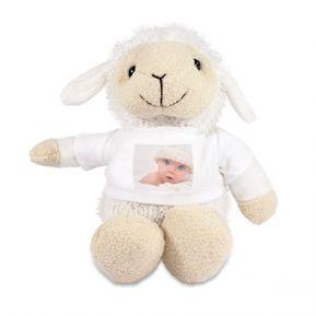 Peluche personnalisée photo - Mouton