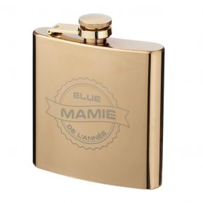 Flasque dorée Mamie de l'année