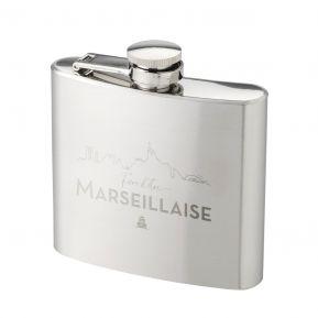 Flasque Fier d'être Marseillais