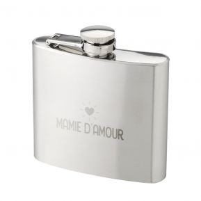 Flasque Mamie d'amour