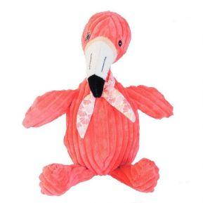 Peluche Déglingos grand Flamingos le flamant rose